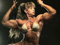 Female Body Builders